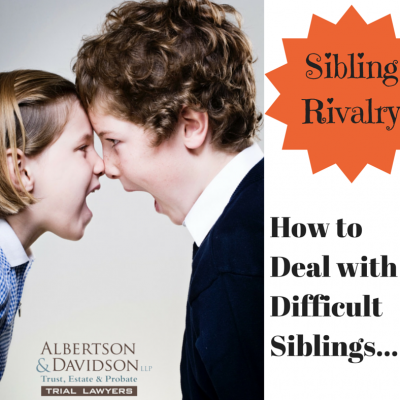 Sibling Rivalry-2
