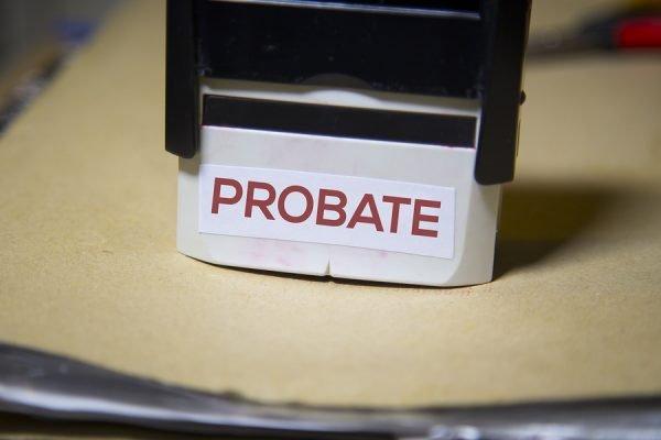probate filing
