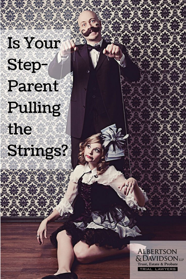 Step Parent Pulling Strings