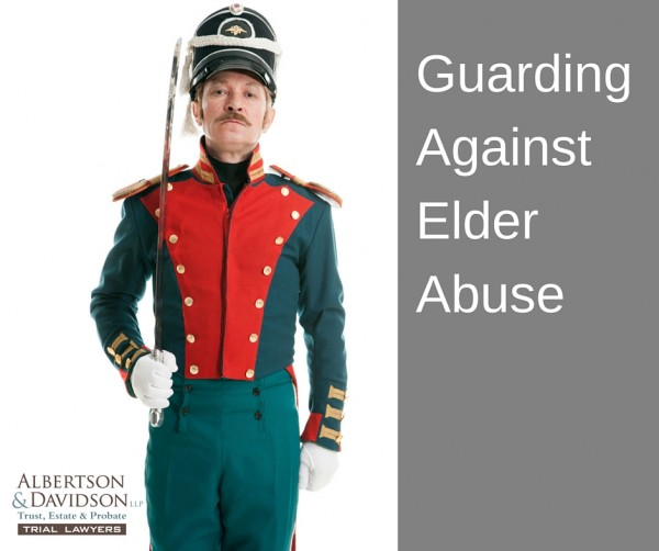 Guarding Against Elder Abuse
