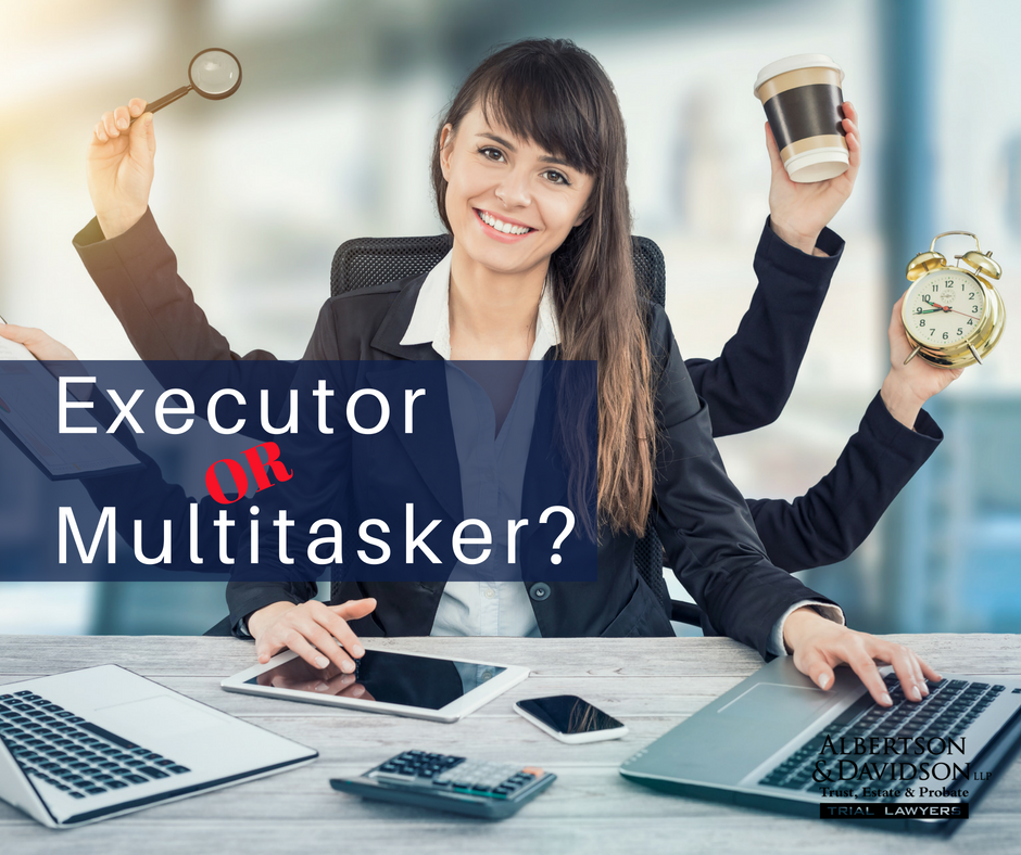 Executor or multitasker?