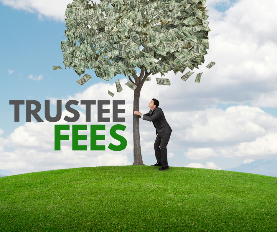 How much do trustees get paid?